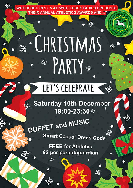 Woodford Green Christmas Poster 2016 Website size