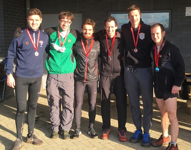 Essex CC 2019 medallists